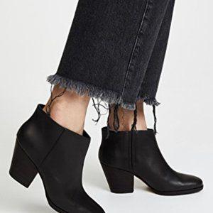 Rachel Comey Mars Boot - All Black, Size 8.5